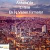Ankara'da Evlere Ek iş Veren Firmalar