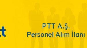 PTT – Sözleşmeli Personel Alımı İlanı 2017 – Şartları – Kimler Başvurabilir?